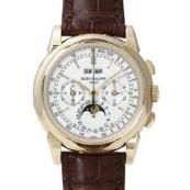 パテックフィリップ 腕時計スーパーコピー Patek Philippeグランド コンプリケーション 永久カレンダ クロノ5970J