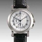 人気ブレゲ腕時計スーパーコピー スーパーコピー マリーンII クロノグラフ 5827BB/12/9Z8