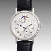 人気ブレゲ腕時計スーパーコピー スーパーコピー クラッシック デイデイト ムーンフェイズ 7337BB/1E/9V6
