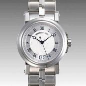Breguetコピー ブレゲ 時計激安 マリーン ラージデイト 5817ST12SV0