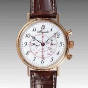 ブレゲ 時計人気 Breguet 腕時計 クラッシッククロノ 5247BR/29/9V6