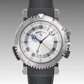 ブレゲ 時計人気 Breguet 腕時計 マリーン ロイヤル 5847BB/12/5ZV