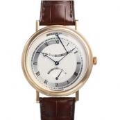 ブレゲ 時計人気 Breguet 腕時計 クラシック レトログレードセコンド パワーリザーブ 5207BA/12/9V6
