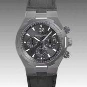 ヴァシュロン コンスタンタン コピー時計激安 オーバーシーズ クロノグラフ49150/000W-9501