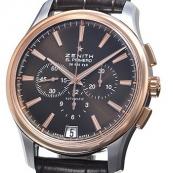 人気ゼニス腕時計スーパーコピー キャプテン エルプリメロ 51.2112.400/75.C498