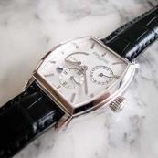 ヴァシュロンコンスタンタン コピー ロイヤルイーグル デュアルタイム 47400/000G-9100 高級 腕時計