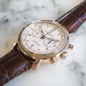 ヴァシュロンコンスタンタン コピー マルタ クロノグラフ 47120/000R-9099 メンズ 時計