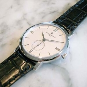 コンスタンタン 時計 コピー パトリモニー セミフラット スモールセコンド 81160/000G