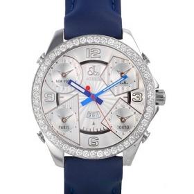 ジェイコブ時計スーパーコピー クォーツ ステンレス ダイヤモンド シルバー タイプ 新品メンズ