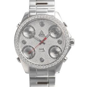 ジェイコブ 腕時計スーパーコピー クォーツイヤモンド 5タイムゾーン アラビア タイプ 新品メンズ
