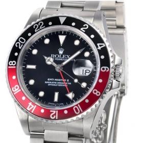 ブランド 激安 コピーロレックス時計 GMTマスターII 16710
