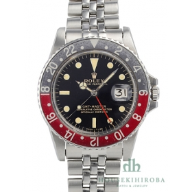 コピー腕時計ロレックス激安 GMTマスター 1675