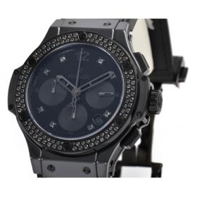 ウブロ時計スーパーコピー ビッグバン オールブラック シャイニー341.CX.1210.VR.1100