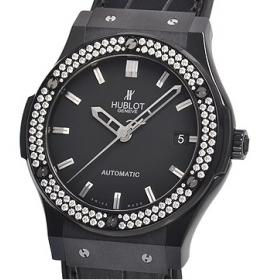 ウブロ時計スーパーコピー クラシックフュージョン ブラックマジック ダイヤモンド511.CM.1170.LR.1104