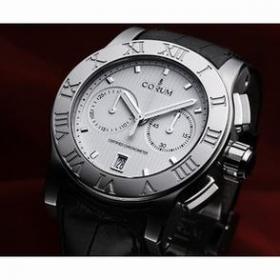 コルム 新品 ロムルス メンズ時計スーパーコピー クロノグラフ 984.715.20/0F01 EB77