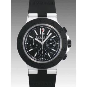 ブルガリスーパーコピー時計 アルミニウム クロノAC44BTAVD/SLN