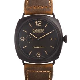 パネライ時計スーパーコピーラジオミール コンポジット ブラックシール3デイズPAM00505