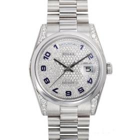 ロレックス時計スーパーコピー デイデイト コピー118296ZEA