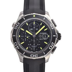 タグホイヤー時計スーパーコピーアクアレーサー 価格500M クロノグラフセラミック CAK2111.FT8019