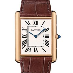 カルティエ時計スーパーコピー タンクアメリカン 新作ルイカルティエ XL エクストラフラット W1560017