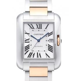 カルティエ時計スーパーコピー タンクアングレーズ 価格LM W5310006