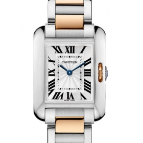 カルティ時計スーパーコピー エ タンクアングレーズ 新品 W5310036