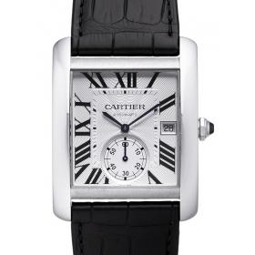 カルティエ 腕時計スーパーコピー タンクフランセーズ 超安MC オートマティック W5330003