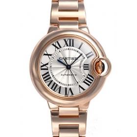 カルティエ 腕時計スーパーコピー バロンブルー 新品33mm W6920068