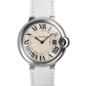 カルティエ腕時計スーパーコピー バロンブルー 新作36mm W6920087