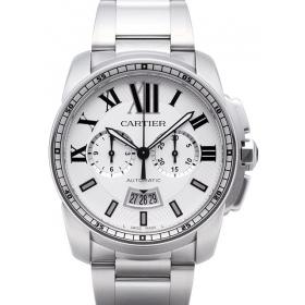 カルティエ時計スーパーコピー カリブル 価格ドゥ カルティエ クロノグラフ W7100045