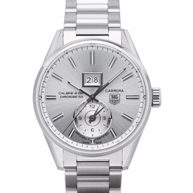タグホイヤー時計スーパーコピー カレラ 価格グランドデイト GMT キャリバー8 WAR5011.BA0723