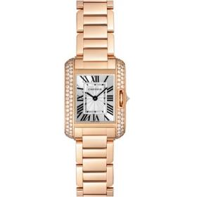 カルティエ腕時計スーパーコピー タンクアングレーズ 超安SM WT100002