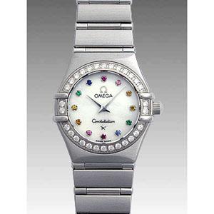 オメガ時計スーパーコピー ブランドコピーコンステレーション ミニ アイリス 1460-79