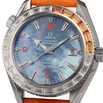 ブランド オメガ 腕時計スーパーコピー通販 シーマスター コーアクシャル プラネットオーシャン 2916-5048