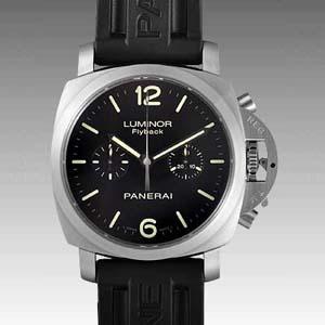 パネライ(PANERAI) ルミノールスーパー時計スーパーコピー1950 フライバッククロノ 44mm PAM00361