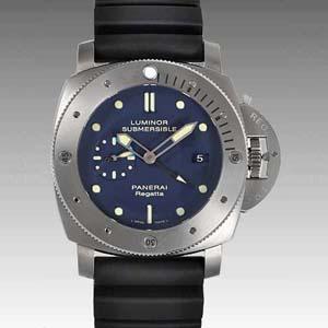 パネライ(PANERAI) ルミノールスーパー時計スーパーコピー1950 サブマーシブル レガッタ 3デイズgmt PAM00371
