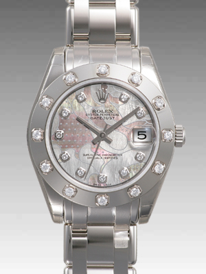 ロレックススーパーコピー時計 デイトジャスト 81319G