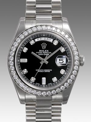 ロレックスコピー 時計 デイデイトII 218349A