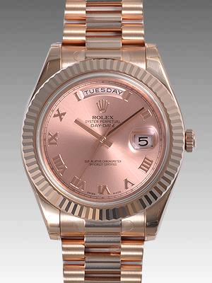 ロレックスコピー 時計 デイデイトII 218235