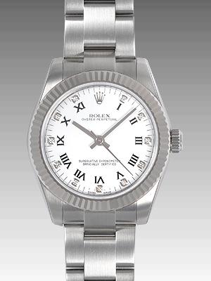 ロレックス 偽物 時計 オイスターパーペチュアル 177234Gスーパーコピー ブランド腕時計