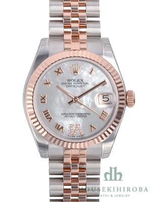 ロレックススーパーコピー時計 デイトジャスト 178271NR