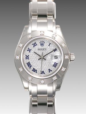 ロレックススーパーコピー時計 デイトジャスト 80319ZER