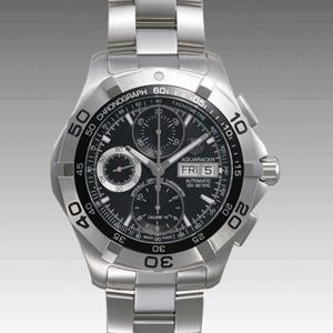 タグ·ホイヤー時計スーパーコピー ニューアクアレーサー クロノデイデイトクロノメーター CAF5010.BA0815