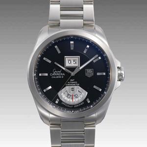 タグ·ホイヤー時計スーパーコピー グランドカレラ GMT キャリバー8 WAV5111.BA0901