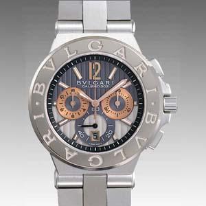 ブルガリ時計偽物 コピー ディアゴノキャリブロ303 DG42C14SWGSDCH