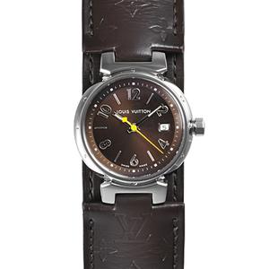 ルイヴィトンスーパーコピー時計 タンブール Q12111