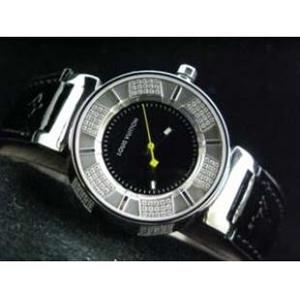 ルイヴィトン 時計スーパーコピー時計 タンブール クォーツ J LVTA0307