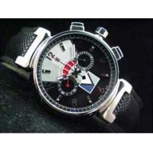 ルイヴィトン 時計スーパーコピー時計 タンブール クロノ クォーツ タイプB C LVTC0203