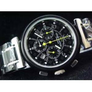 ルイヴィトン 時計スーパーコピー時計 タンブール クロノ クォーツ B LVTC0402