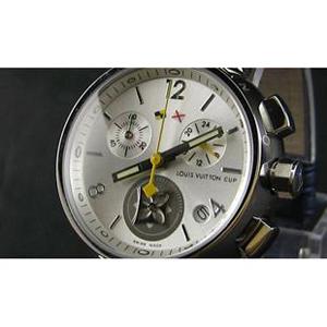 ルイヴィトン 時計スーパーコピー時計 シルバー文字盤 LV-028